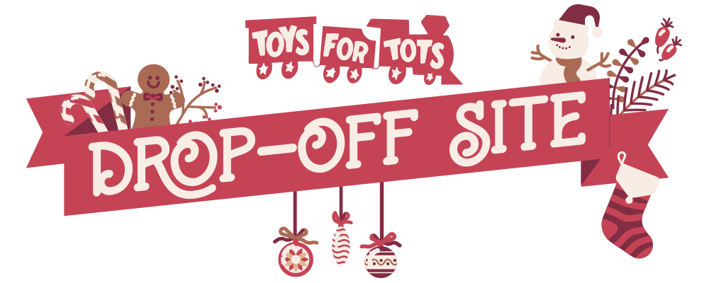 Toys For Tots Drop-Off Site