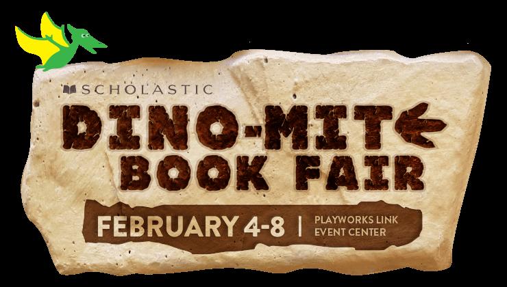 Dino Mite Book Fair